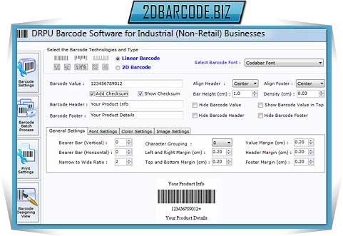 Warehousing Barcode Software